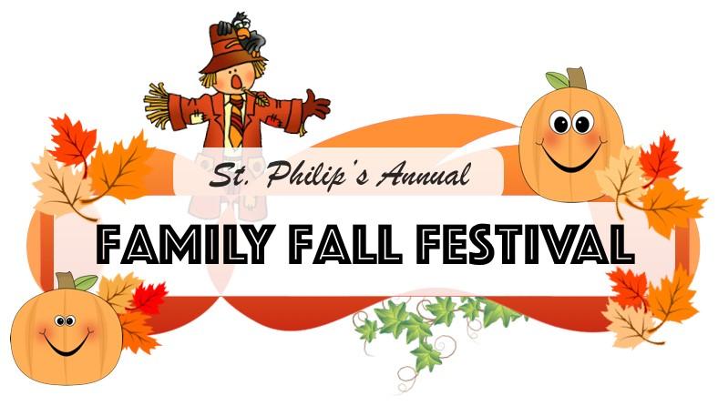 2019 St Philip Family Fall Festival
